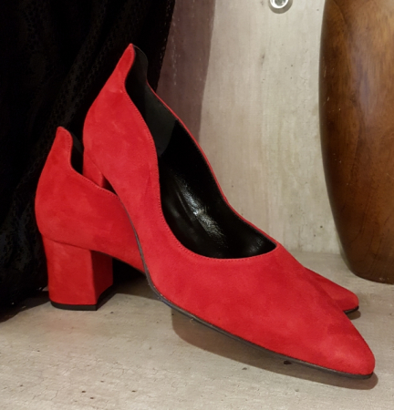 97ace8bc MANDY semsket damesko Copenhagen shoes - Sirocco