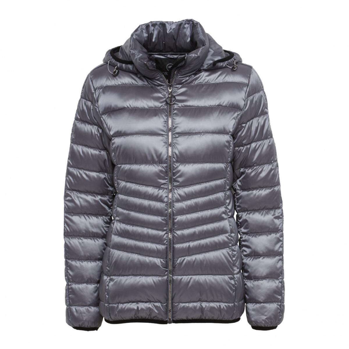 e22008d7 Normann coat lett dunjakke style 9206 - The Dressingroom