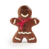 Sjokolade pepperkakemann