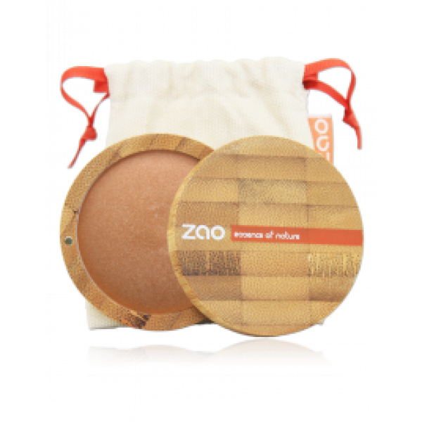 Zao - Mineral Cooked Bronzer 341
