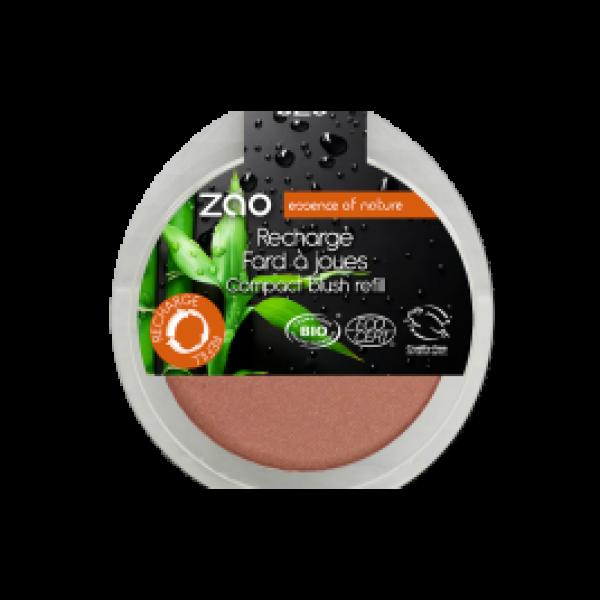 Zao - Refill, 325 Compact Blush Golden Coral