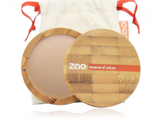Zao - Mineral Cooked Bronzer 346