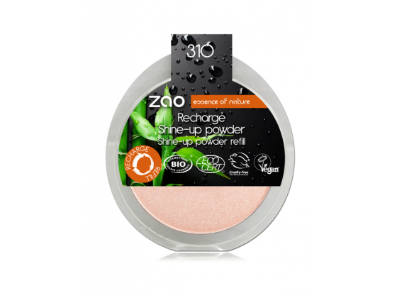 Zao - Refill, Shine-up Powder 310