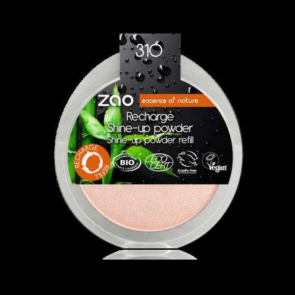 Zao - Refill, 310,  Shine-up Powder