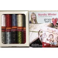 Nordic Winter, Aurifil trådeske