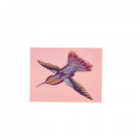 Tile hummingbird
