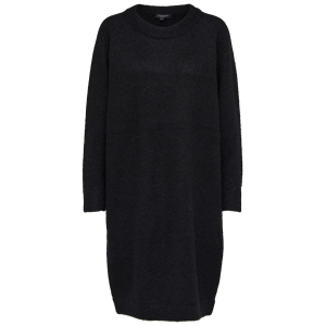 Livana Knit Dress Black