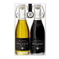 Gaveeske olje og balsamico