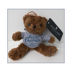 Kingsland Christmas Teddy Bear