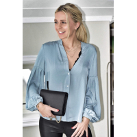 Maud GATHERD CLUFF BLOUSE