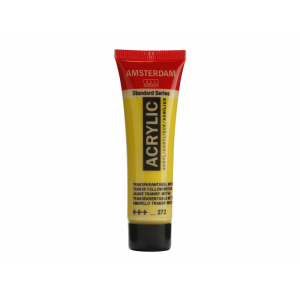 Amsterdam Standard 20ml – 272 Transparent Yellow Medium