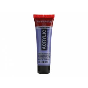 Amsterdam Standard 20ml – 519 Ultramarine Violet Light