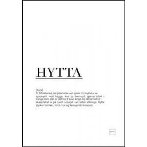 Hytta 30x40