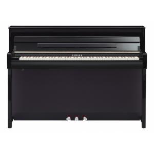 PIANO ELEKTRISK YAMAHA CLP685PE SORT POLERT