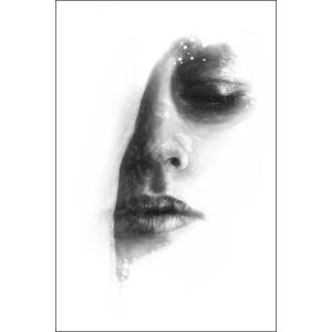 Kunsttrykk Face 3