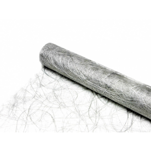 Englevev Sizoweb, Sølv, 30cmx5m