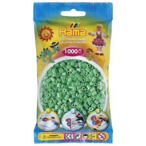 Hama Midi 1000 lysgrønne
