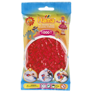 Hama Midi 1000 røde