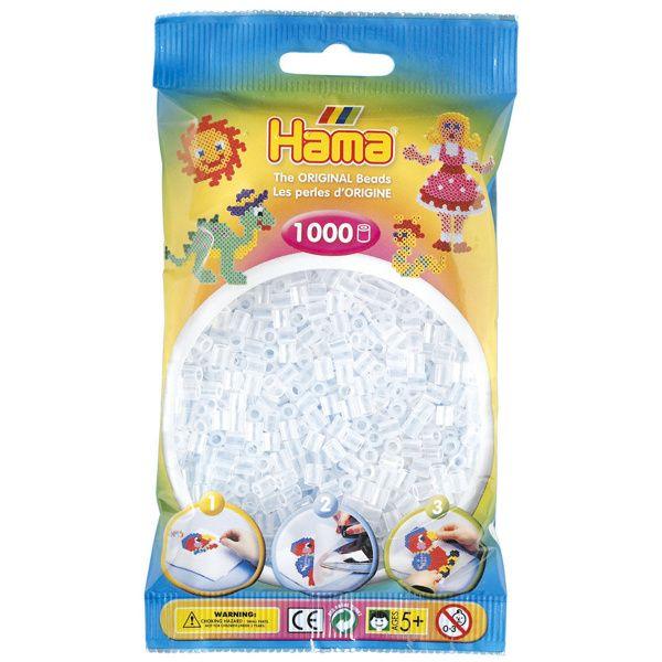 Hama Midi 1000 transparente