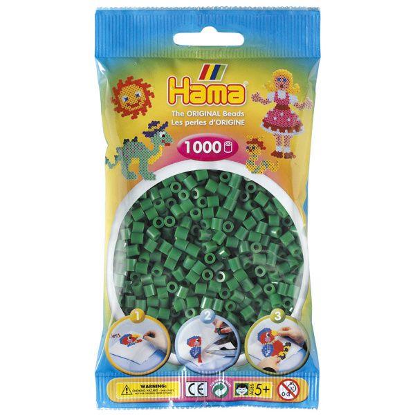 Hama Midi 1000 grønne