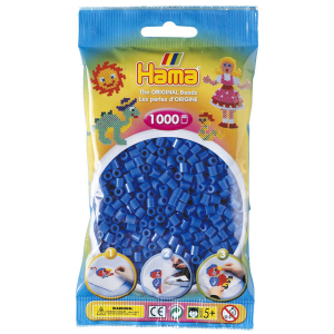Hama Midi 1000 blå