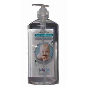 BARN BABY OIL 500ML