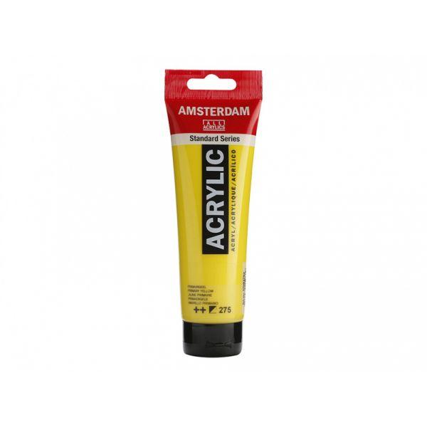 Amsterdam Standard 120ml – 275 Primary yellow