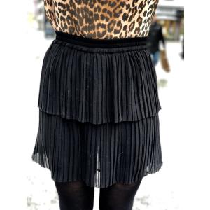 Rik Skirt- Black