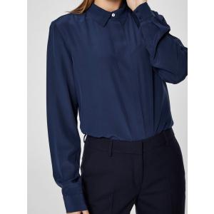 Odette silkeskjorte