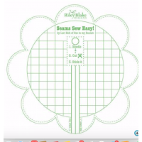 Bee In My Bonnet Seam Guide Color Green