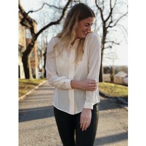 Odette Silk Shirt Brich