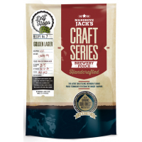 Golden Lager Mangrove Jack's Craft Series with dry hops -1.8kg