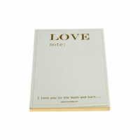 Bon Dep Love note
