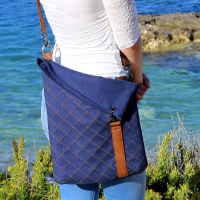 Fresno Foldover Bag