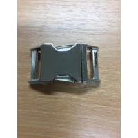 Spenner metall 1 inch (25 mm)