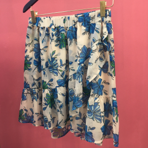 Noho Print Skirt