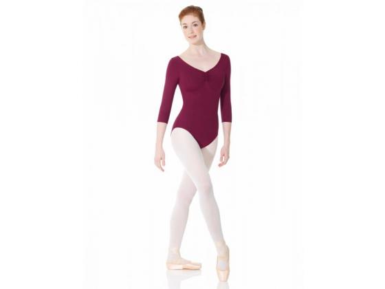Matrix ballettdrakt med lang erm