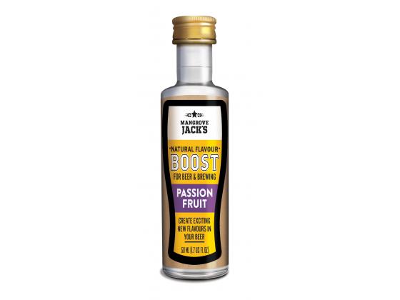 Pasjonsfrukt ekstrakt 50ml - Mangrove Jack's All Natural Beer Flavour Booster Passionfruit