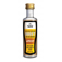 Aprikos ekstrakt 50ml  - Mangrove Jacks All Natural Beer Flavour Booster Apricot