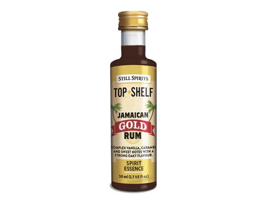 Gold Jamaica Rom - Still Spirits Top Shelf Jamaican Gold Rum - til 3 x 0,75l
