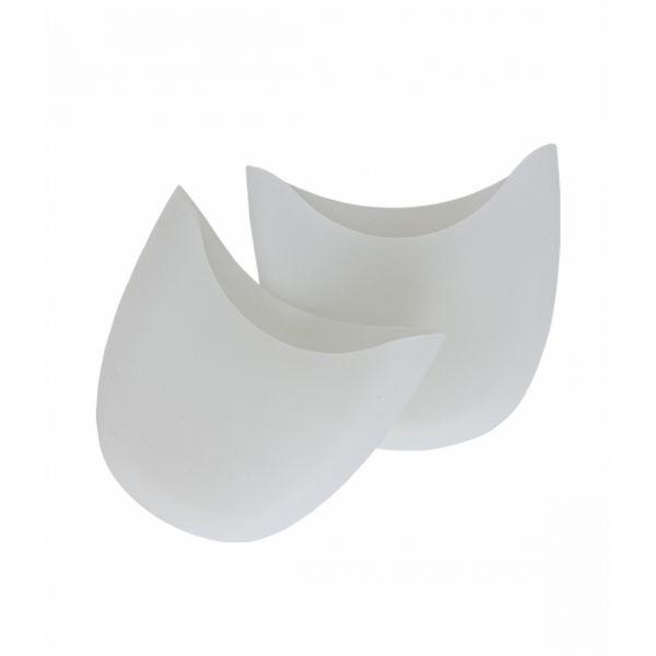 Silikon Pads - hvite