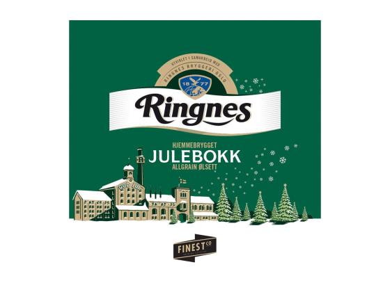 Ringnes Julebokk