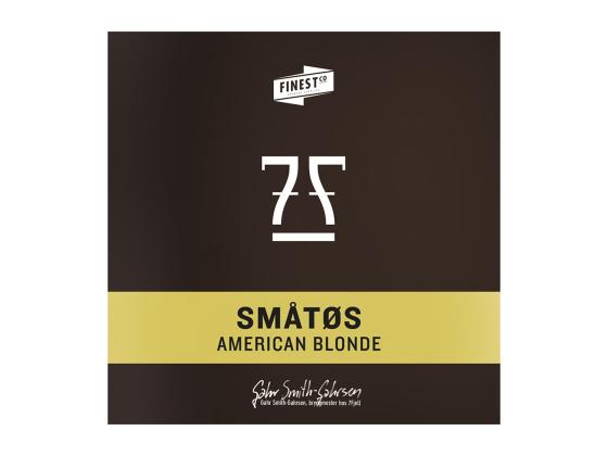 7 Fjell Småtøs American Blonde