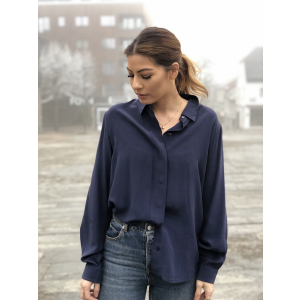 Odette Silk Shirt